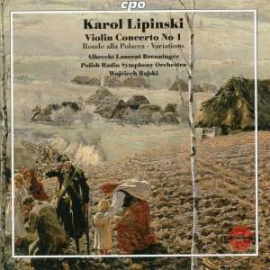 Lipinski - Violin Concerto No. 1