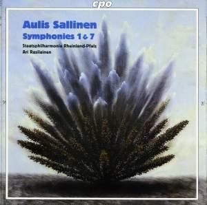 Sallinen: Symphonies Nos. 1 & 7