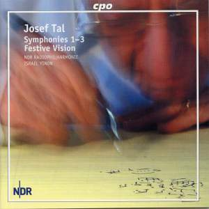 Tal, J: Symphonies Nos. 1, 2 & 3, etc.