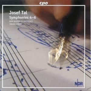 Tal, J: Symphonies Nos. 4, 5 & 6