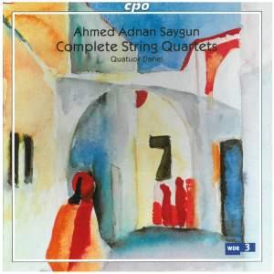 Saygun - Complete String Quartets