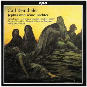 Reinthaler: Jephta und seine Tochter (Jephta and his daughter)
