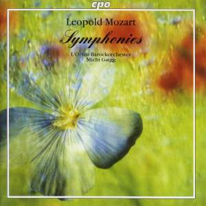 Leopold Mozart - Symphonies