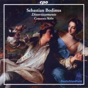Bodinus: Divertissements Part 5 (Sonatas I-III) & Part 6 (Sonatas IV-VI)