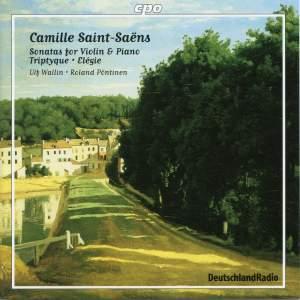 Saint-Saëns - Sonatas for Violin & Piano
