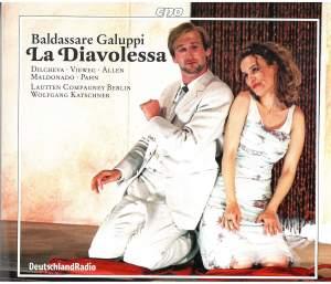 Galuppi: La Diavolessa (The She-Devil)