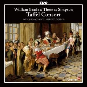 William Brade & Thomas Simpson: Taffel Consort