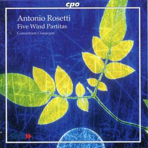 Antonio Rosetti - Five Wind Partitas