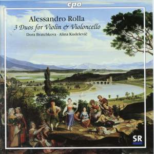Rolla - Duos for Violin & Cello
