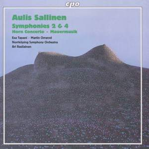 Sallinen: Symphonies Nos. 2 & 4