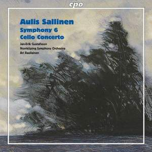 Sallinen: Symphony No. 6 & Cello Concerto Product Image