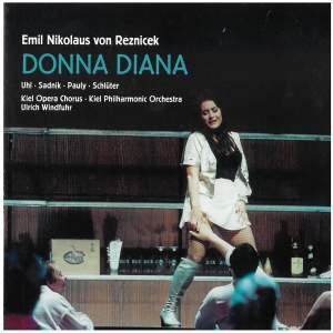 Reznicek: Donna Diana Product Image