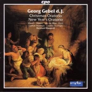 Gebel: Christmas Oratorio, etc.