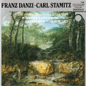 Danzi & Stamitz: Music for Clarinet, Bassoon & Orchestra