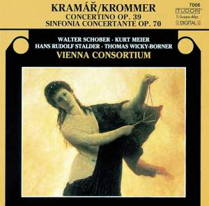 Krommer: Concertino & Sinfonia Concertante