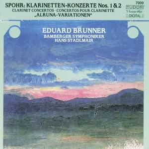 Spohr: Clarinet Concerto No. 1 in C minor, Op. 26, etc.