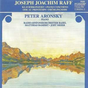 Raff: Piano Concerto & Frühlingsode