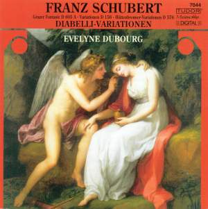 Schubert: Variations on Diabelli's Waltz, D718, etc.