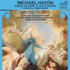 Michael Haydn: Missa Sancti Gotthardi Product Image