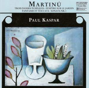 Martinu - Piano Works