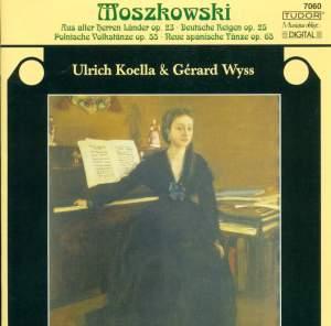 Moritz Moszkowski - Piano Work