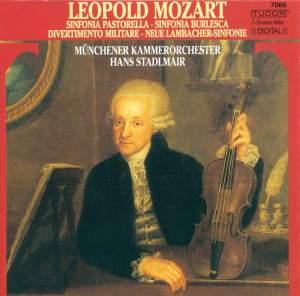 Leopold Mozart: Sinfonias