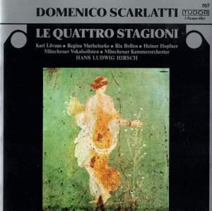 Scarlatti, D: Le Quattro Stagioni