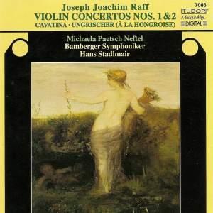 Raff - Violin Works