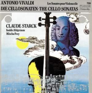 Vivaldi: The Cello Sonatas