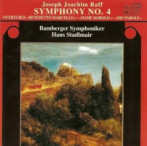 Raff: Symphony No. 4 & Five Overtures