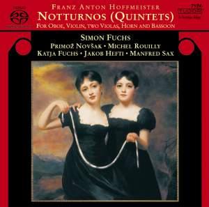 Hoffmeister - Notturnos (Quintets)
