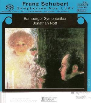 Schubert: Symphonies Nos. 1, 3 & 8