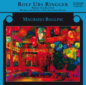 Ringger - Piano Works