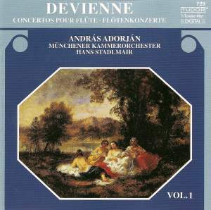 Devienne: Flute Concerto No. 12 in A major, etc.