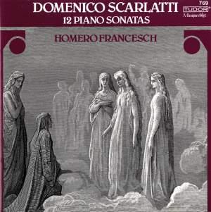 Scarlatti: 12 Piano Sonatas