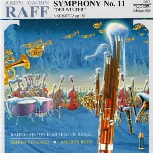 Raff: Orchestral Works