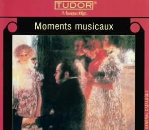 Moments musicaux - sampler