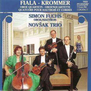 Krommer: Quartet No. 1 in C IX:21, etc.