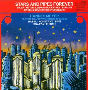 Stars and Pipes Forever Product Image