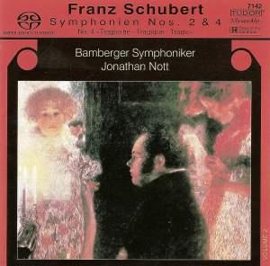 Schubert - Symphonies Nos. 2 & 4