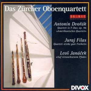 Dvorak, Janacek & Filas - String Quartets Product Image