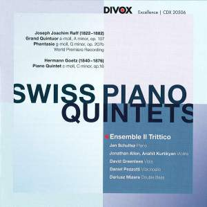Swiss Piano Quintets