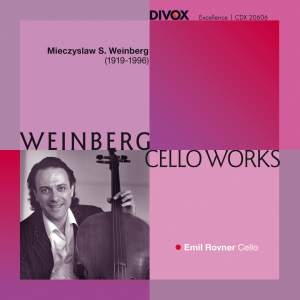 Weinberg: Cello Works Product Image