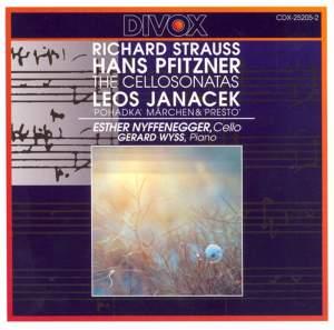 Cello Sonatas Product Image
