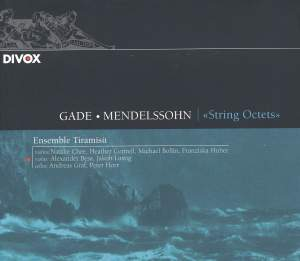 Gade & Mendelssohn: String Octets Product Image