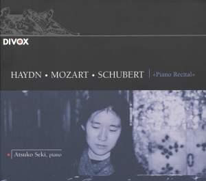 Atsuko Seki: Piano Recital Product Image