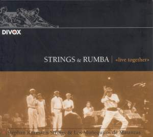 Strings & Rumba: Live Together Product Image