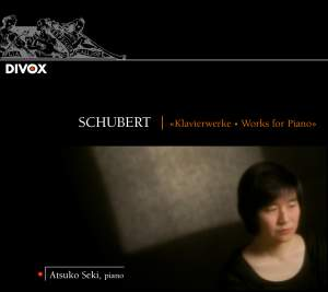 Schubert: Works For Piano Solo Product Image