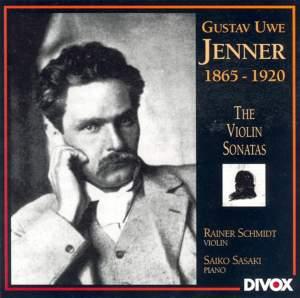 Jenner: The Violin Sonatas Product Image