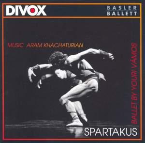 Khachaturian: Spartacus Product Image